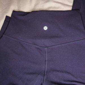 lululemon athletica Pants - Lululemon size 4 align vintage grape leggings